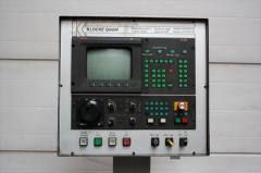Machine accessories Controlling the robot BOSCH CC 100 - The control cabinet