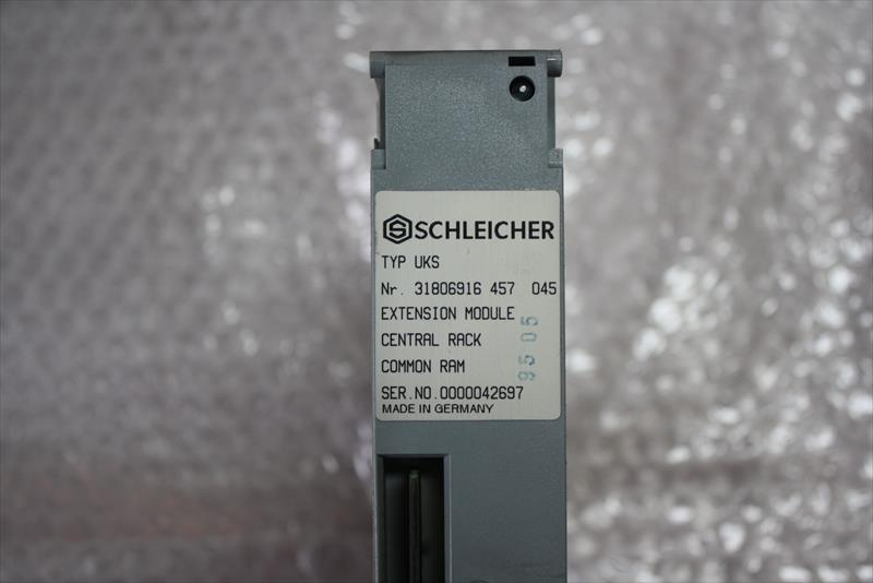 Machine accessories Control card SCHLEICHER UKS 31806916 457 045